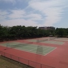 9/2 sat 15:00~17:00@王子公園でテニスしてビール...