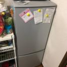 SHARP 冷蔵庫 あげます