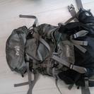 美品 Millet ミレー 50L 登山・旅行用リュック