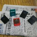 メモリーカード各種