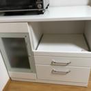 カウンターキッチン 食器棚 ニトリ