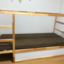IKEA KURA 2段ベッド キッズベッド