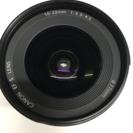 Canon 広角レンズEFS10-22F3.5-4.5USM
