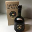 会 古酒 未開封 MANN'S BRANDY マンズブランデー VSOP