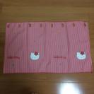 ハローキティー★カーテン小窓用★
