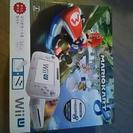 Wii U マリオカート8セット(新品同様)