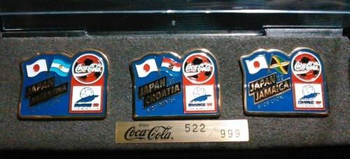コカ・コーラ 1998 FIFAワールド...