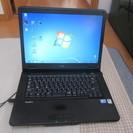 NEC ノートパソコン VersaPro です