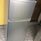 サンヨー 冷蔵庫 SR-111B 2002年製 109L