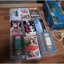 VHS レンタル落ち ビデオ 差し上げます。
