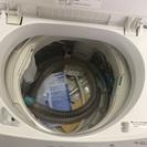 【期間限定30%OFF・全国送料無料・半年保証】洗濯機 Panasonic NA-F50B2 中古 - 新宿区