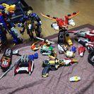 戦隊ロボット、ゴーバスターズ、ゴセイジャーレンジャーキー