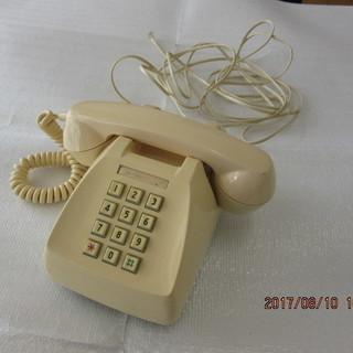 電話機、動作確認済み