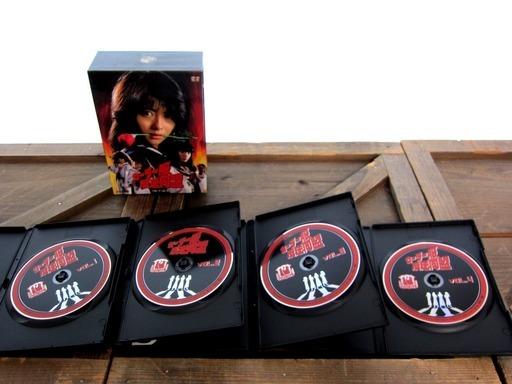 中山美穂主演 セーラー服反逆同盟DVD BOX 10,000円 (yacchi)  港南台のDVD/ブルーレイ《テレビドラマ》の中古あげます・譲ります|ジモティーで不用品の処分