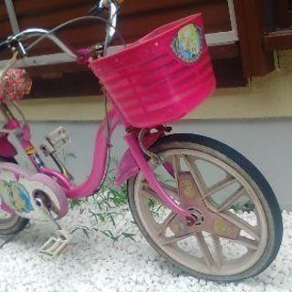 交渉中‼自転車女の子16インチ