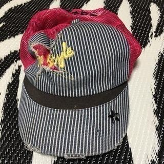 【最終・値引き!!】 女児 キャップ帽子