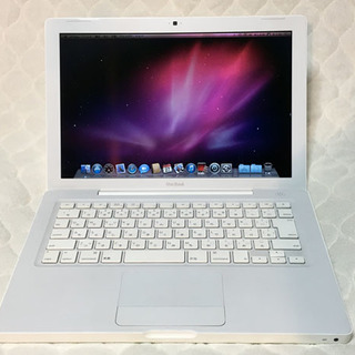 MacBook(Core2Duo2.13GHz・メモリ2GB・HD...