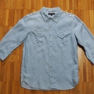 CIAOPANIC ブルーシャツ