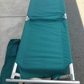 サウスフィールド キャンプ 折りたたみベッド