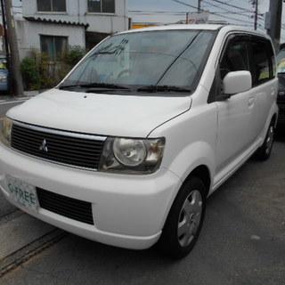 平成14年式 EKワゴン ブラックインテリアエディションM キーレ...