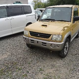平成12年三菱パジェロミニ4WD
