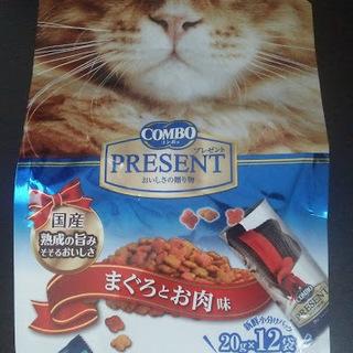 猫の餌 COMB まぐろとお肉味