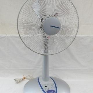 ナショナル扇風機 30センチリビング扇