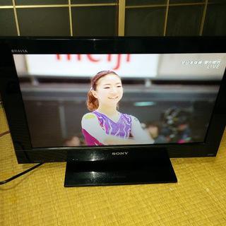 ソニー ブラビア KDL-22BX30H W 液晶 テレビ 22型...
