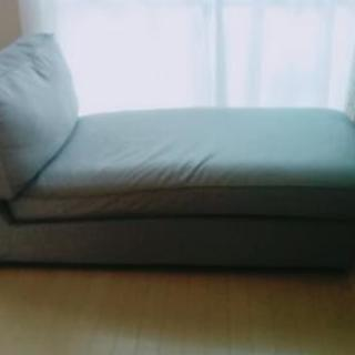 IKEA KIVIK 一人掛けソファ&寝椅子