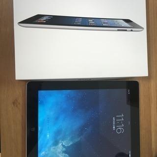 第4世代iPad wi-fiモデル 64GB MD512J/A