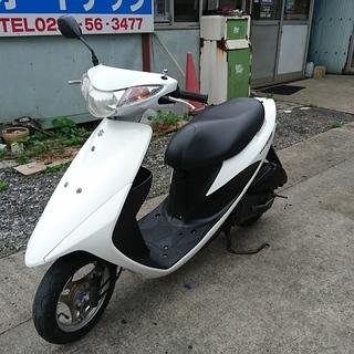 アドレスV50 原付 50cc 4ストE/g インジェクション 低燃費
