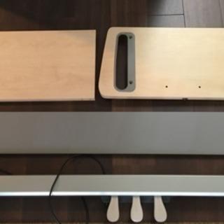 【取引中】カシオ 電子ピアノスタンドとペダル (プリヴィアPX-1...