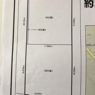 岩見沢北村赤川売土地!200坪以上 資材置き場に最適