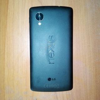ワイモバイル nexus5 16G 美品 本体のみ