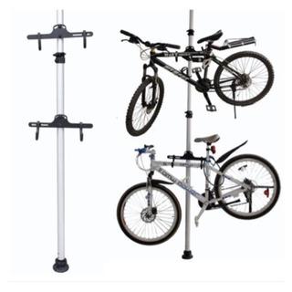 お取り引き中【新品同様】2台 自転車スタンド