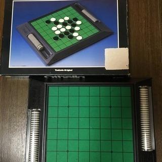 オセロ  &  3Dパズル & ジェンカ & カードゲーム