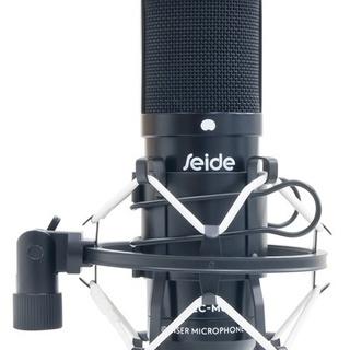 SEIDE(ザイド)コンデンサーマイクEC-Meブラック 新品