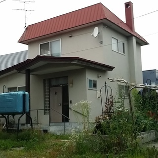 DIY可能です。【値下】札幌戸建最安値4.8万円、BBQやプール遊...