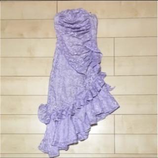 ドレス パープル