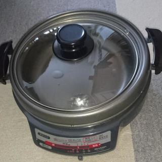 シャープ グリル鍋(鍋、焼き肉など)中古