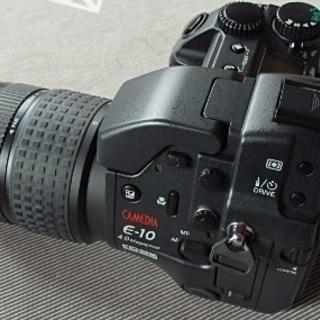 デジタル一眼レフカメラ OLYMPUS E10
