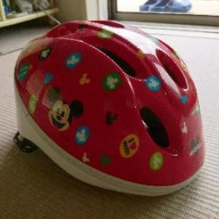 子供用 ヘルメット ミッキー