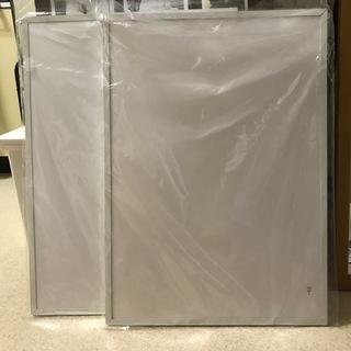額縁 フォトフレーム A2 ウェディング 白 3,000円 2セット