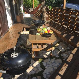 アウトドア×建築 BBQ好きのための庭「BBQガーデン」を作りませんか?