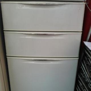 SANYO 冷凍庫 3温度(冷凍 冷蔵 冷温)切り替えストッカー