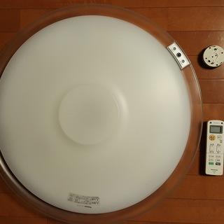 Panasonic LEDシーリングライト センサー付き 12畳