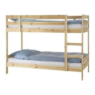 IKEA キッズ二段ベッド