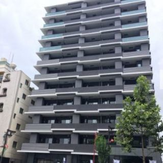 中野坂上の新築高級賃貸マンション!1DK12万円!