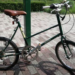 BRUNO ブルーノ ミニベロ 自転車 武蔵小山 西小山