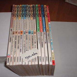 アニメージュ★85年-87年発行◎14冊+ジアニメ